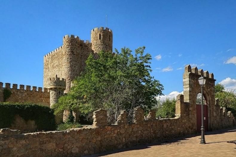 Castillo de San Martín de Valdeiglesias, Wikipedia Commons