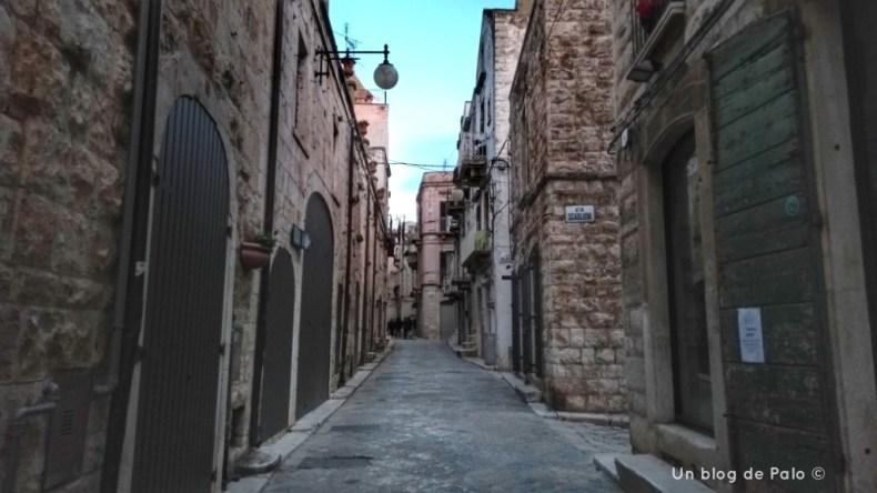 Calles de Putignano