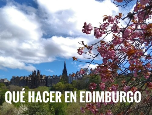 Qué hacer en Edimburgo