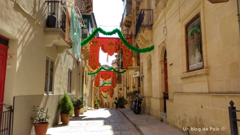 Vittoriosa en Malta