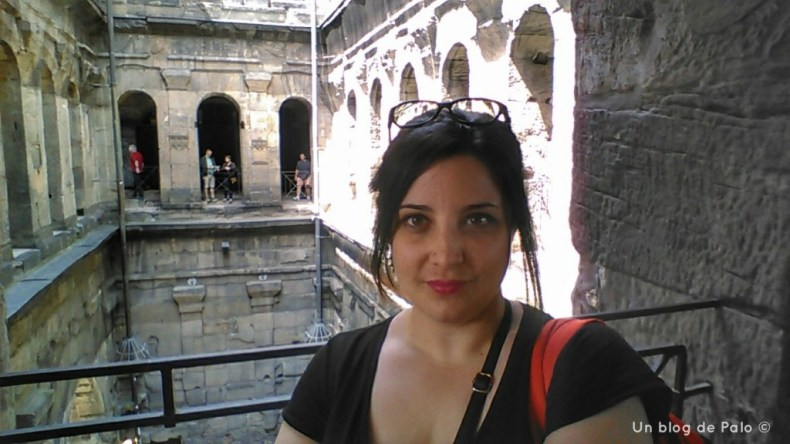 Interior Porta Nigra