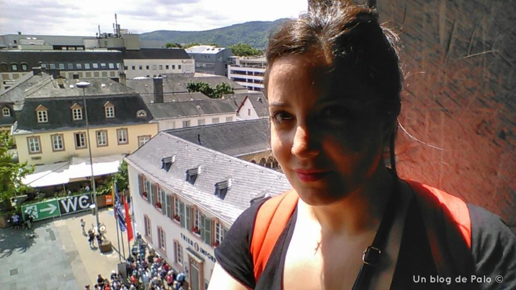 Palo en Porta Nigra Trier
