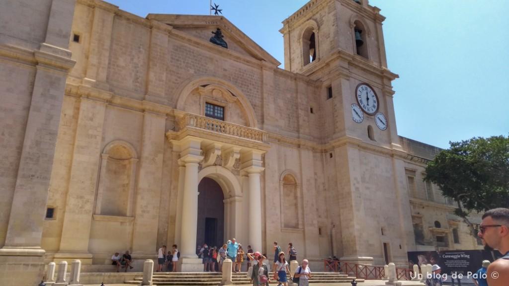 Catedral de St. John en La Valeta