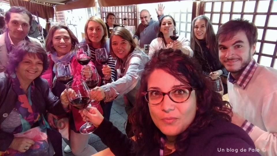 compañeros blog trip