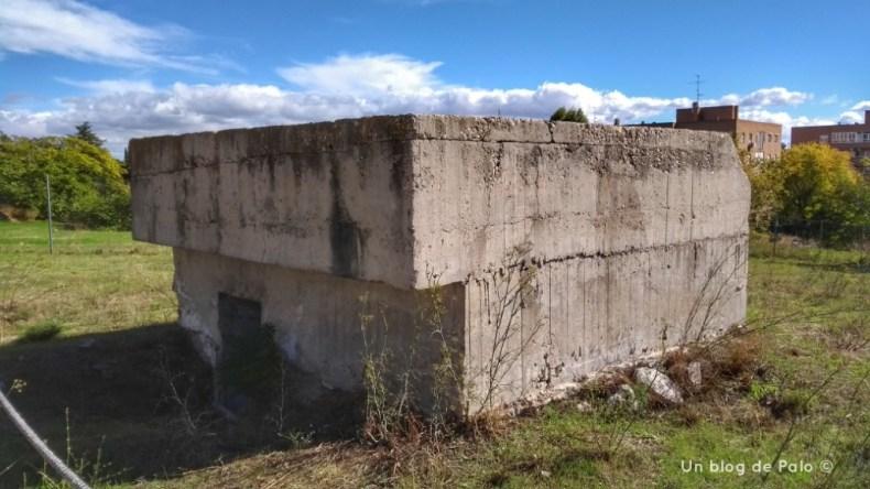 Casamata del Castillo de la Alameda