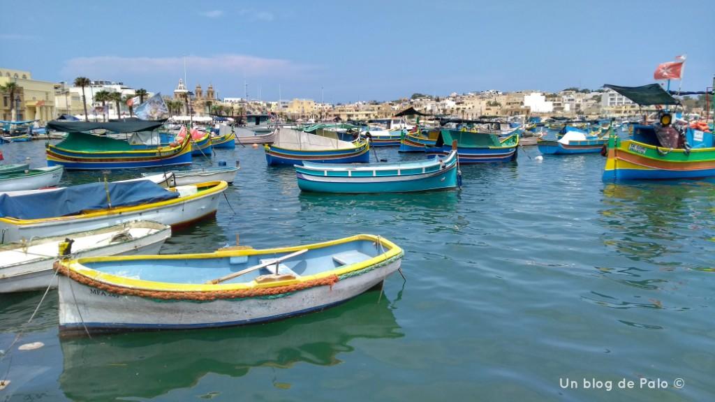 Puerto de Marsaxlokk