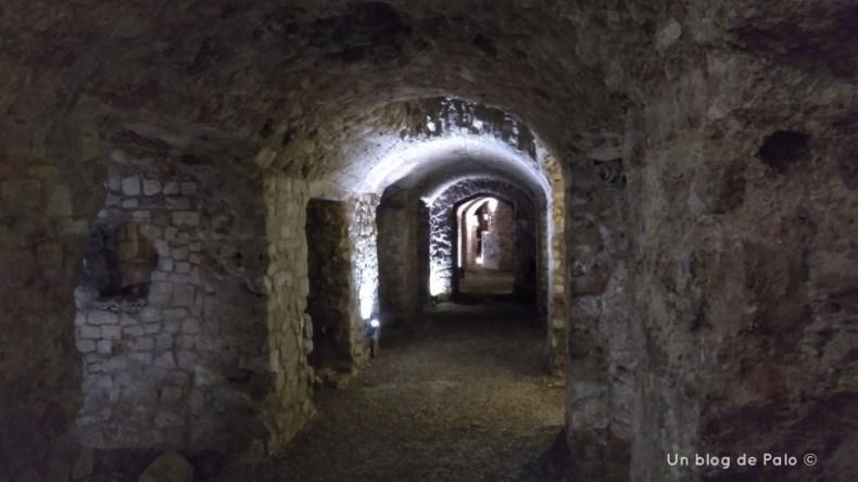 Horreum romano en Narbona
