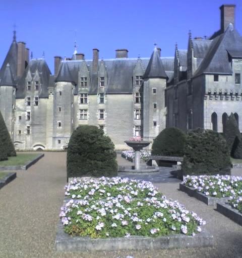 castillo langeais