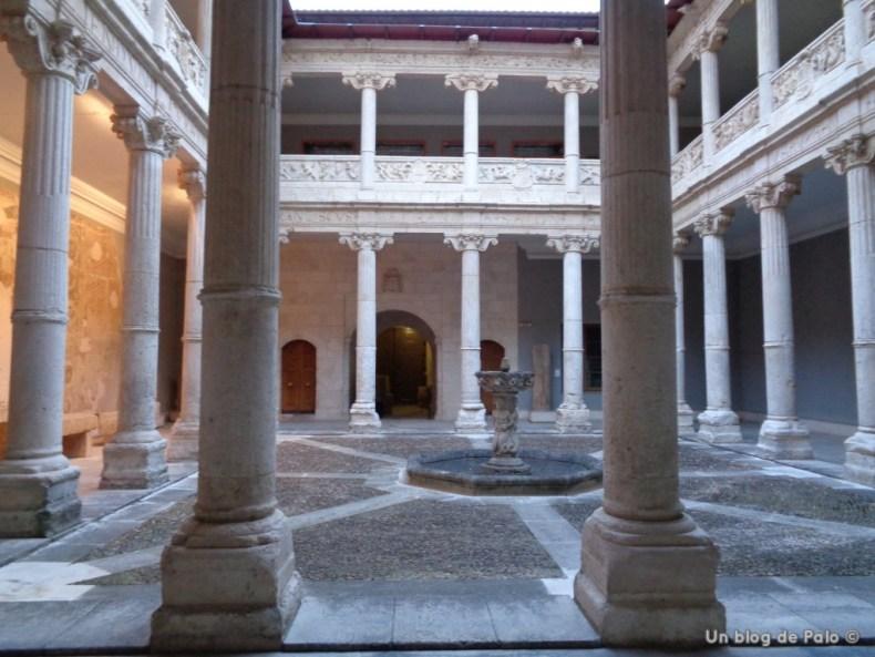 Patio Museo de Burgos