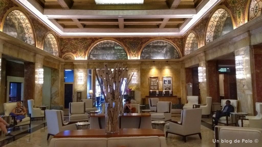 The Congress Plaza Hotel, Interior de uno de los lugares encantados de Chicago
