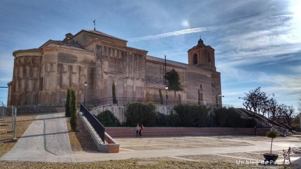 Iglesia de Santa María del Castillo Madrigal de las Altas Torres