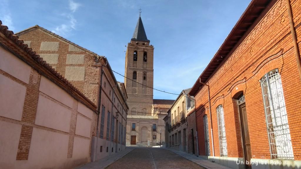 Iglesia de San Nicolás de Bari Madrigal de las Altas Torres (9)