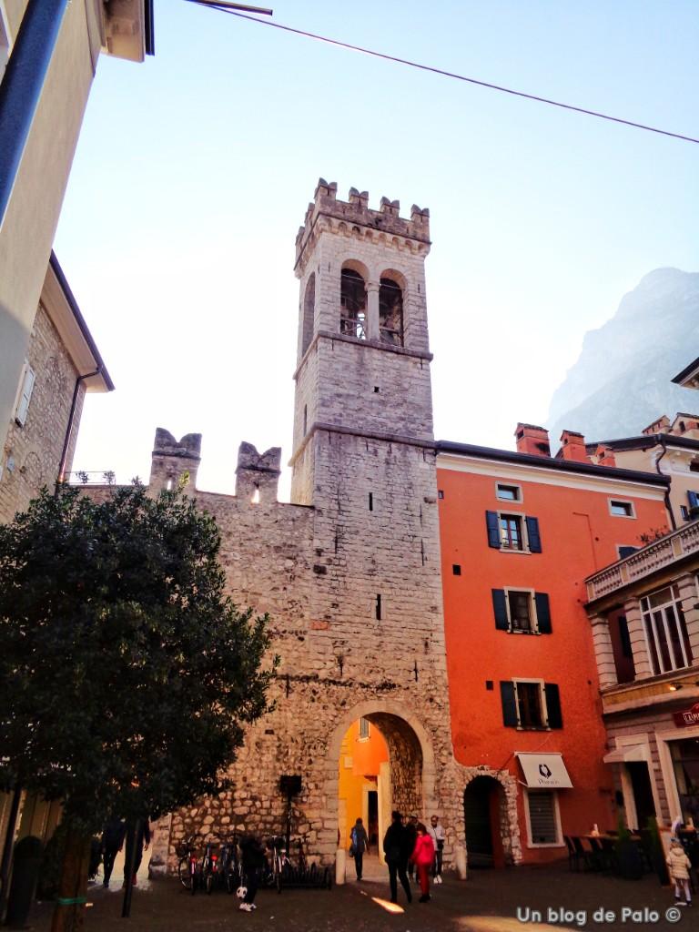 Porta di San Michele en Riva del Garda