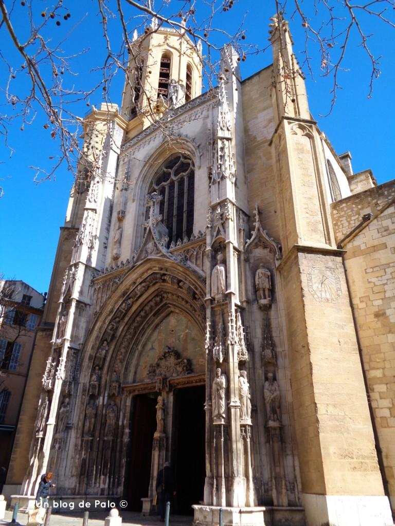Catedral de San Salvador en Aix
