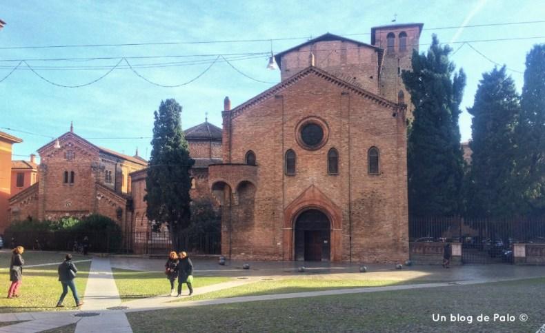 Iglesia de Santo Stefano o las Siete iglesias en Bolonia