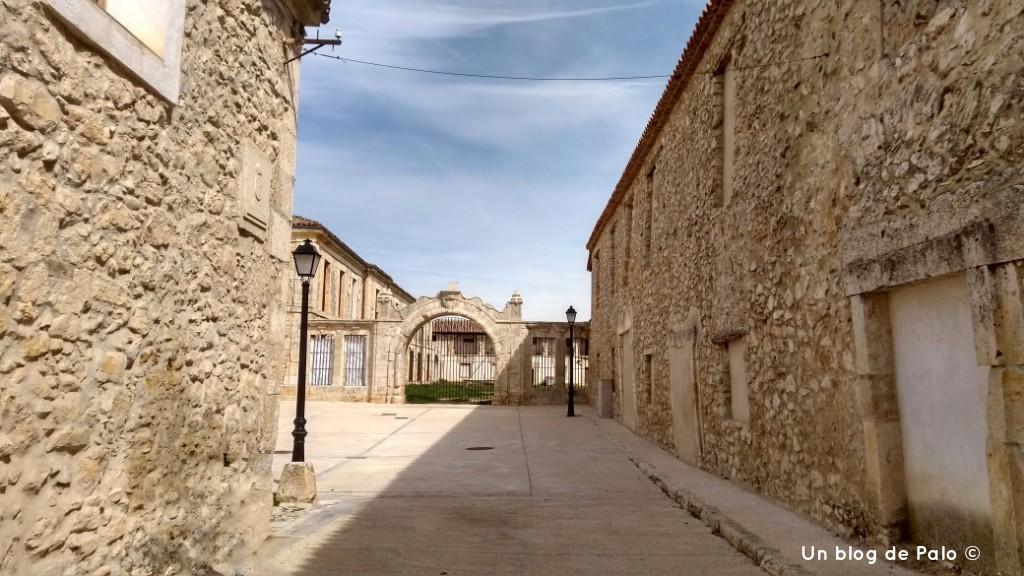 Calles de Nuevo Baztan