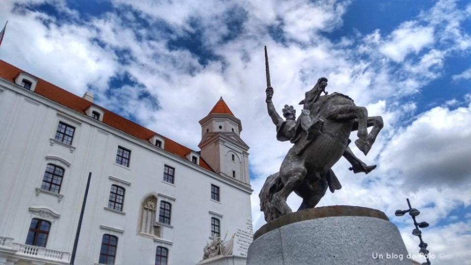 El Castillo de Bratislava está incluido en la Bratislava Card