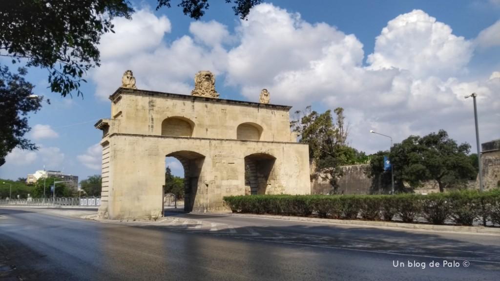 Floriana en Malta