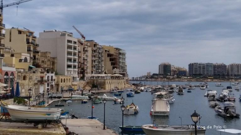 Atropellado urbanismo en Malta