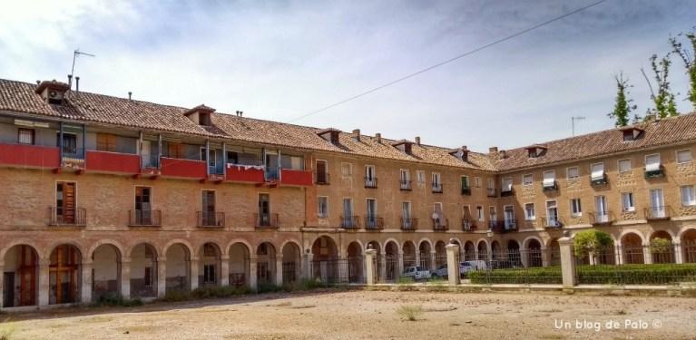 Casa de los Infantes, interior del patio