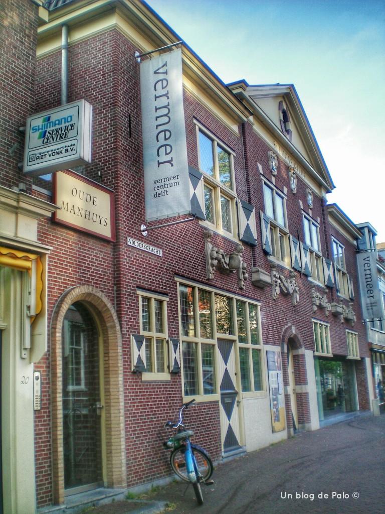 Casa de Vermeer en Delft