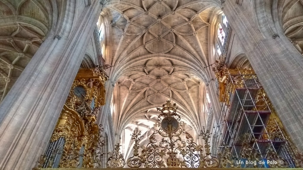 Interior de la Catedral Segovia