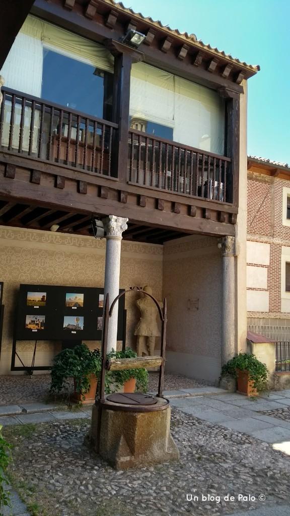 Centro Didáctico judío en Segovia
