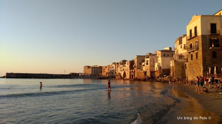 Cefalú en Sicilia