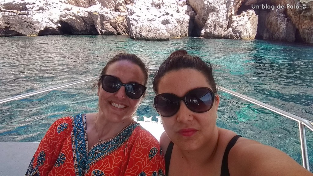 Navegando por las Islas Egadas