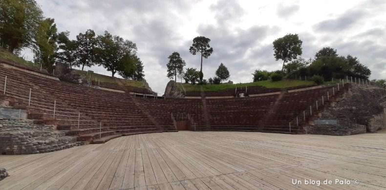 El teatro romano de Augusta Raurica