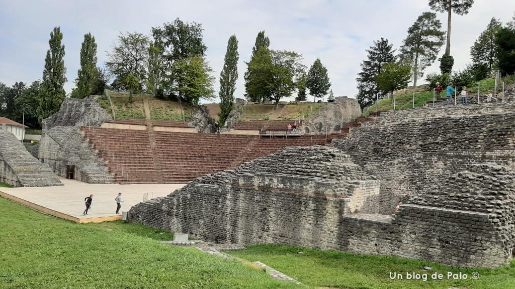 Augusta Raurica la ciudad romana en Suiza