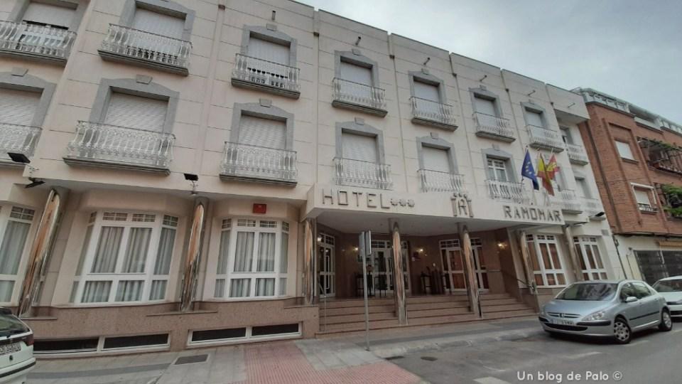 Hotel Ramomar en Tomelloso