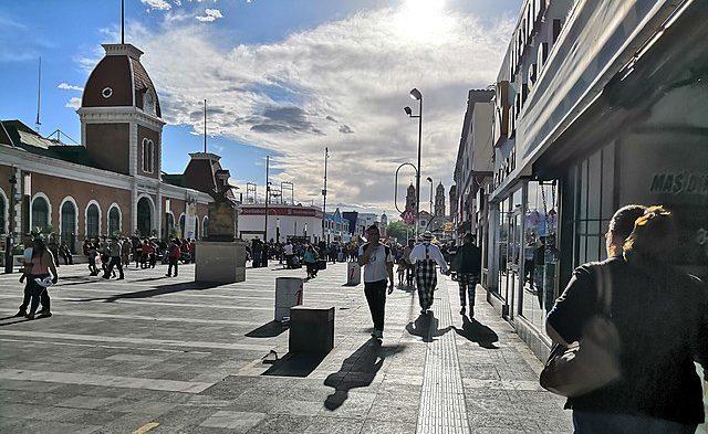 Centro de Ciudad Juárez