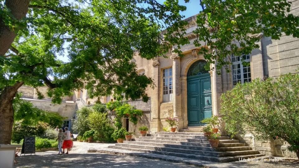 Abadía de Sain André en Provenza