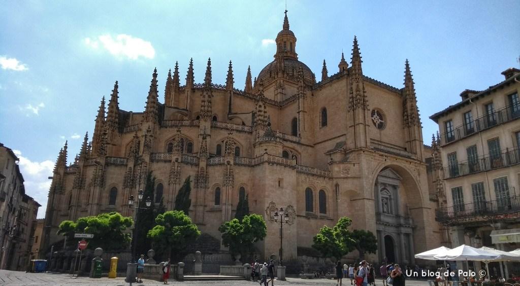 Segovia un lugar Patrimonio de la Humanidad muy cercano