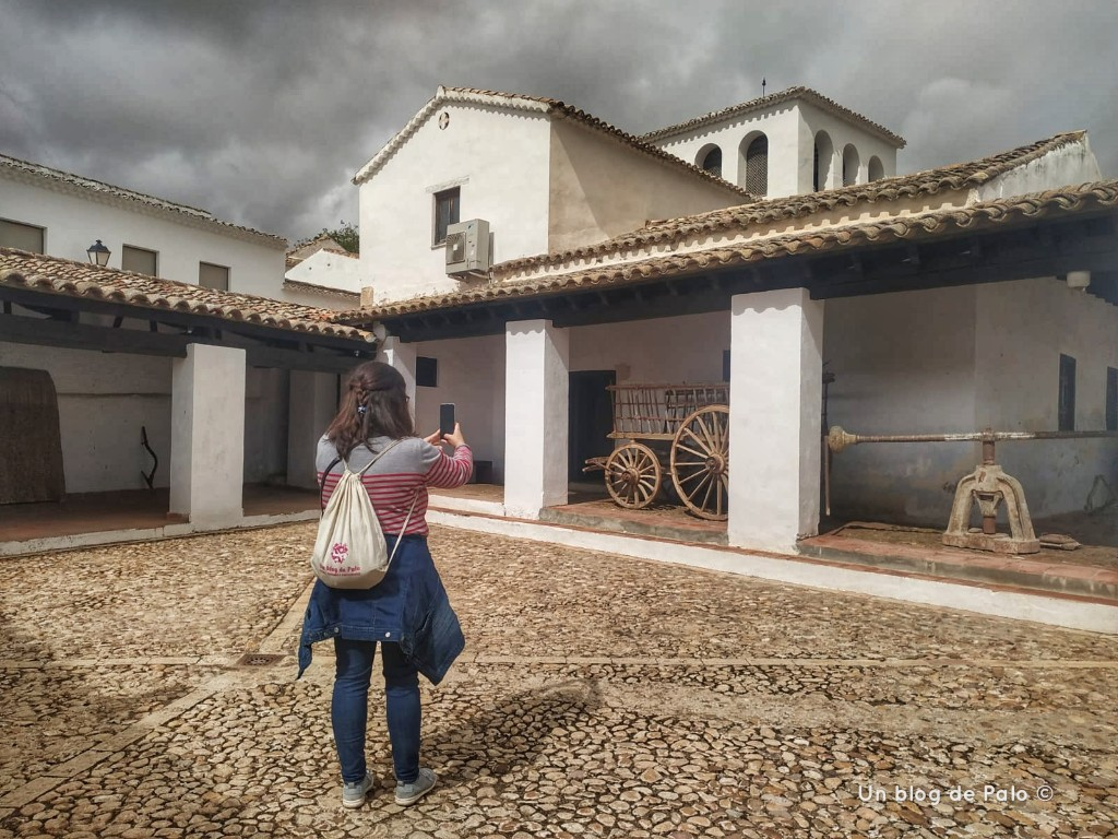 Museo en la Casa de Dulcinea