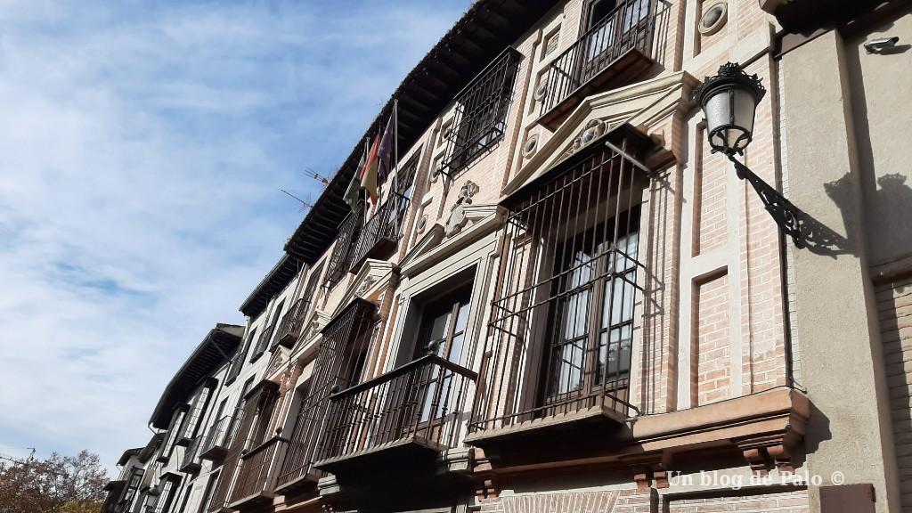 Exterior manierista Granada