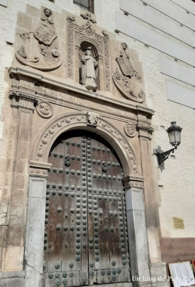 Iglesia de Santa Catalina de Zafra