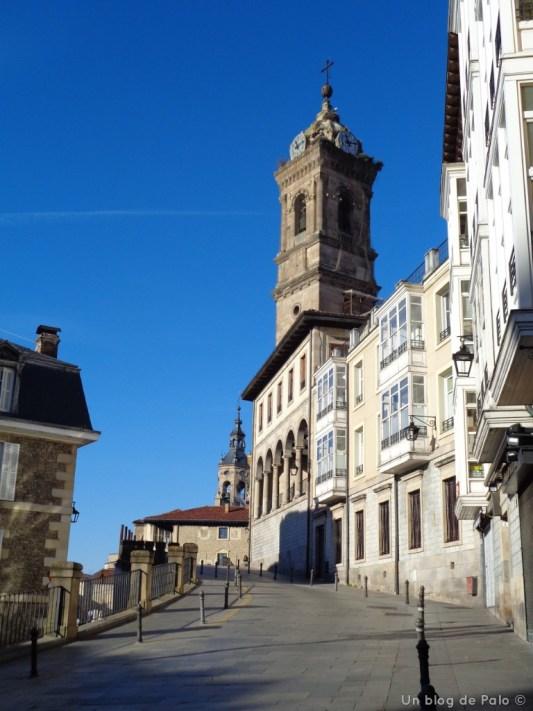 Torre iglesia de San Miguel_