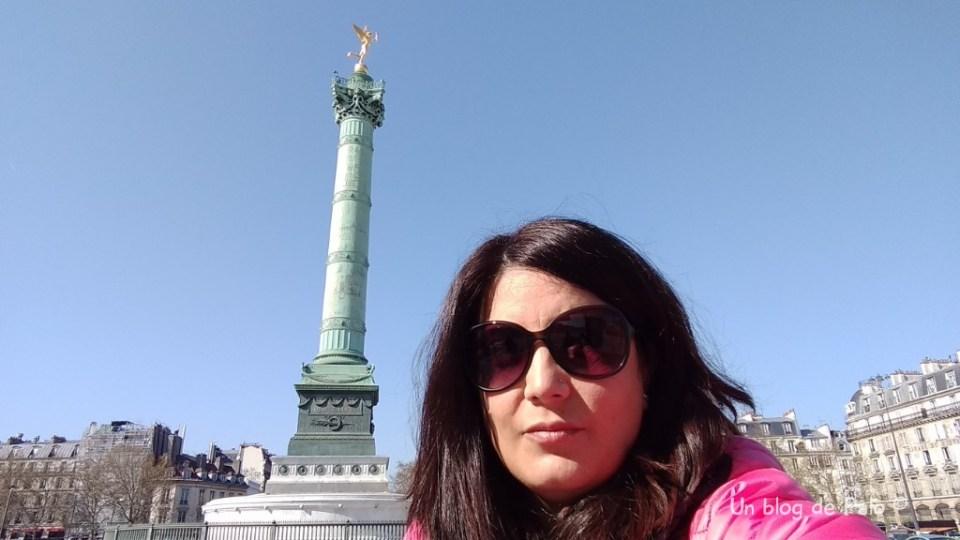 Dormir en la zona de la Bastilla en París
