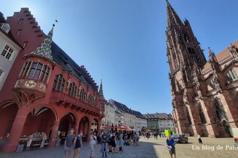 Visitar Friburgo en Alemania