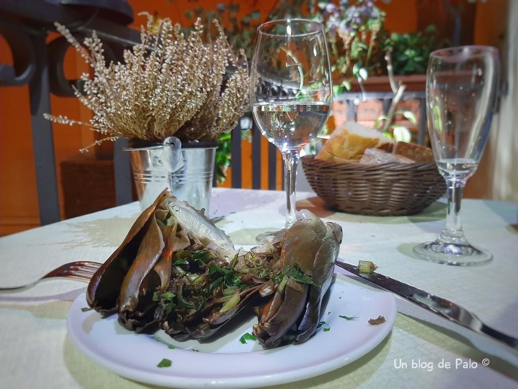 Restaurante en Caserta