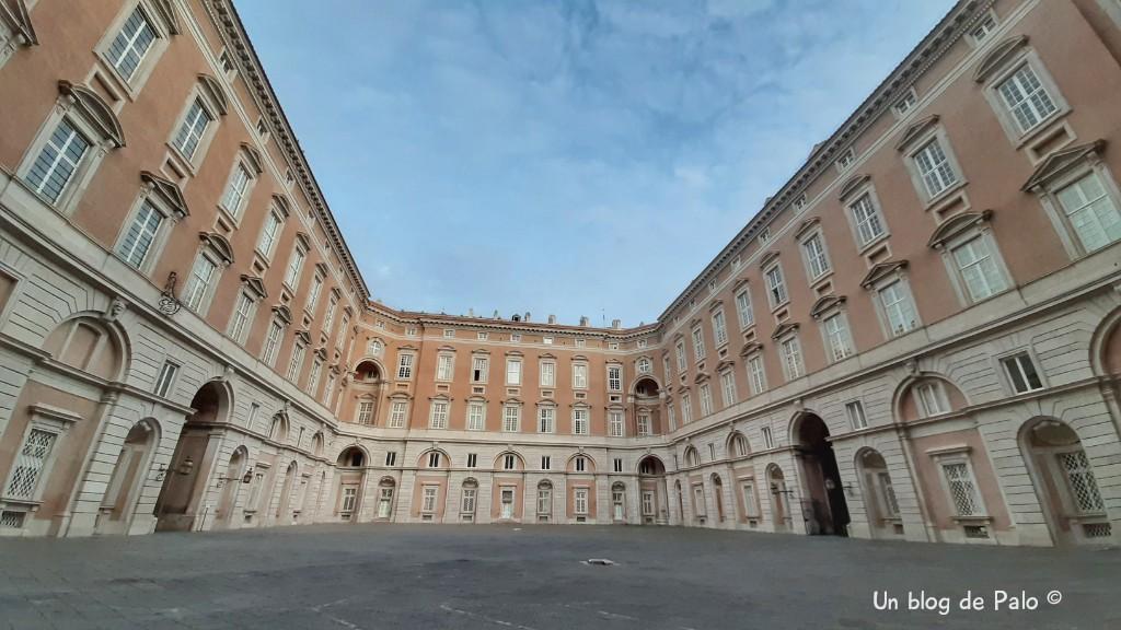 Interior del Palacio Reggia di Caserta