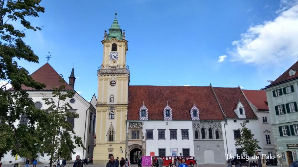 Qué ver en Bratislava en un día
