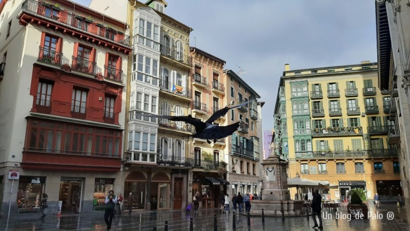 Zona vieja de Bilbao