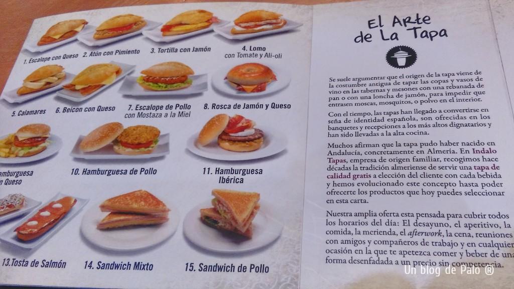 De tapas por Alcalá