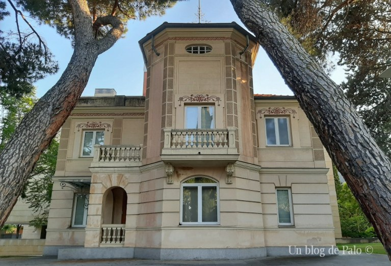 Villa Rosario Madrid