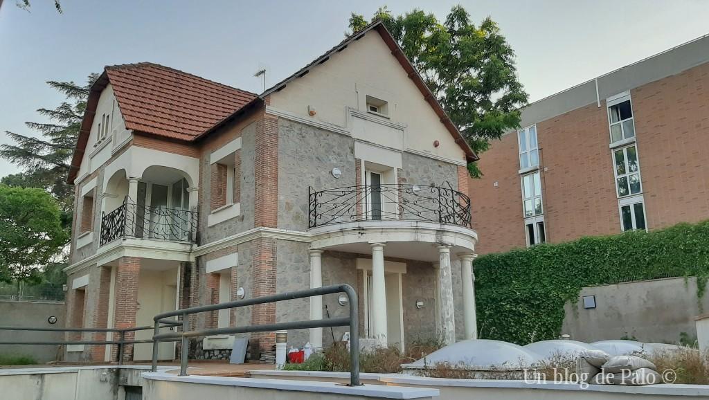 Villa Hispana en la actualidad