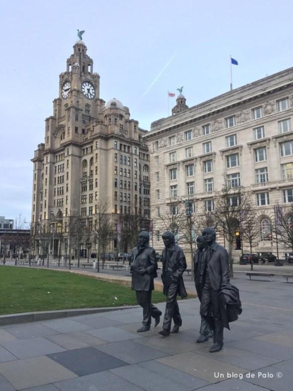 Royal Liver y los Beatles