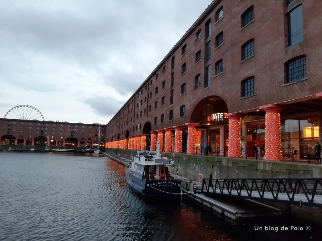 Tate museum Liverpool